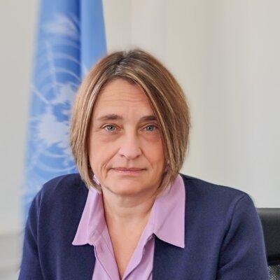 UN Deputy Special Coordiantor/ UN Resident and Humanitarian Coordinator, Lynn Hastings