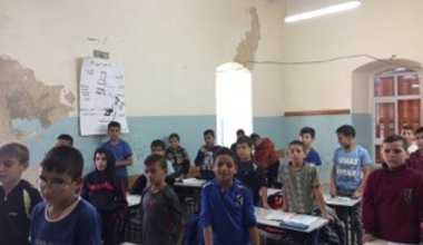 Students, Al-Ibrahimia Primary School for Boys