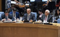 Security Council Briefing on Situation in the Middle East, including the Palestinian Question