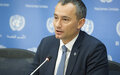 Statement by UN Special Coordinator Nickolay Mladenov on advancement of settlement units in the occupied West Bank