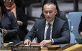 SECURITY COUNCIL BRIEFING ON THE SITUATION IN THE MIDDLE EAST, REPORTING ON UNSCR 2334 (AS DELIVERED BY UN SPECIAL COORDINATOR NICKOLAY MLADENOV)