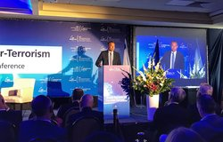 UN Special Coordinator Nickolay Mladenov's keynote address at International Institute for Counter-Terrorism's (ICT's) 17th World Summit on Counter-Terrorism