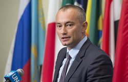 Nickolay Mladenov UN Special Coordinator Security Council Media Stakeout on Sit in the WB - 24 July 2017 - UN Photo_Eskinder Debebe